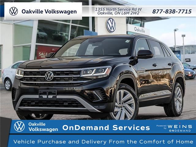 2021 Volkswagen Atlas Cross Sport 3.6 FSI Highline (Stk: 22237) in Oakville - Image 1 of 27