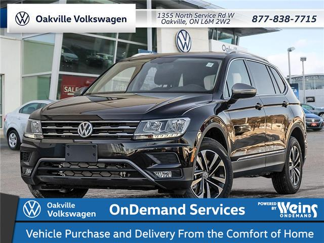 2021 Volkswagen Tiguan United (Stk: 22249) in Oakville - Image 1 of 27