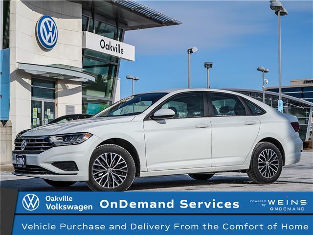 2020 Volkswagen Jetta Comfortline (Stk: 21857) in Oakville - Image 1 of 21