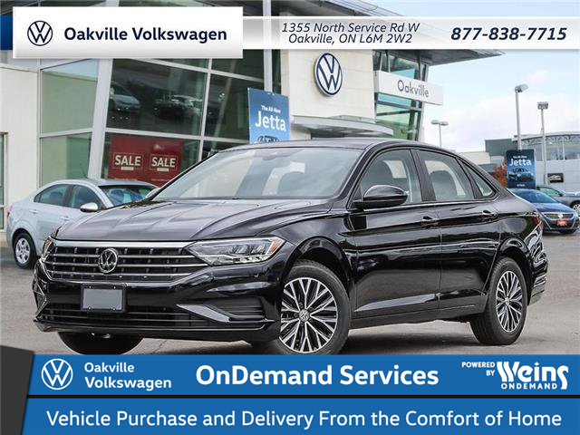 2021 Volkswagen Jetta Highline (Stk: 22286) in Oakville - Image 1 of 11