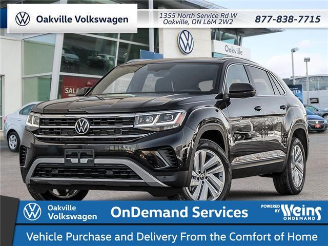 2021 Volkswagen Atlas Cross Sport 3.6 FSI Highline (Stk: 22268) in Oakville - Image 1 of 23