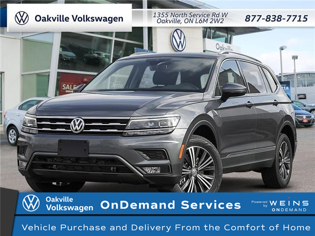 2021 Volkswagen Tiguan Highline (Stk: 22295) in Oakville - Image 1 of 23