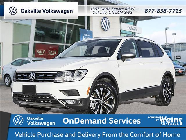 2021 Volkswagen Tiguan United (Stk: 22299) in Oakville - Image 1 of 23