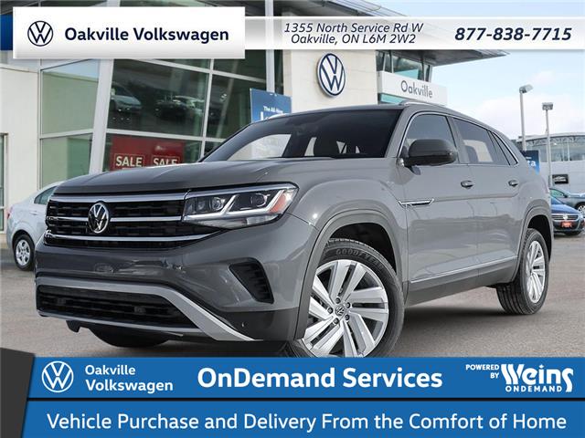 2021 Volkswagen Atlas Cross Sport 3.6 FSI Highline (Stk: 22270) in Oakville - Image 1 of 23