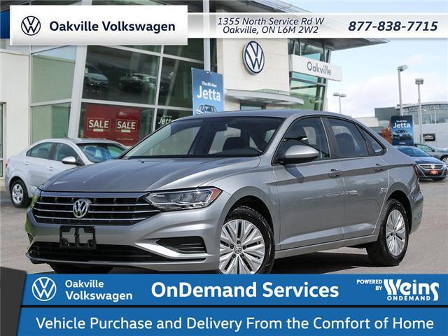 2021 Volkswagen Jetta Comfortline (Stk: 22283) in Oakville - Image 1 of 23