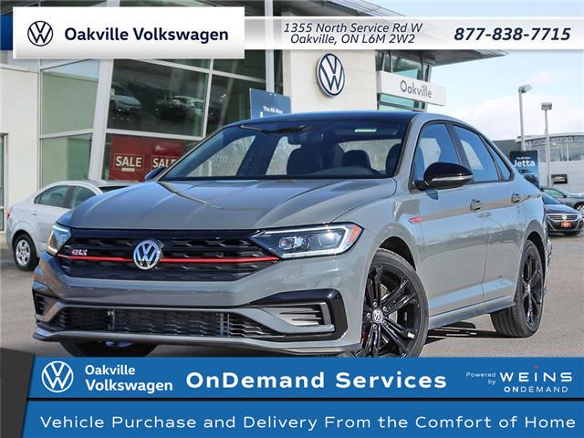 2021 Volkswagen Jetta GLI Base (Stk: 22281) in Oakville - Image 1 of 27