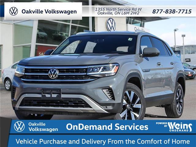 2021 Volkswagen Atlas Cross Sport 3.6 FSI Comfortline (Stk: 22289) in Oakville - Image 1 of 27