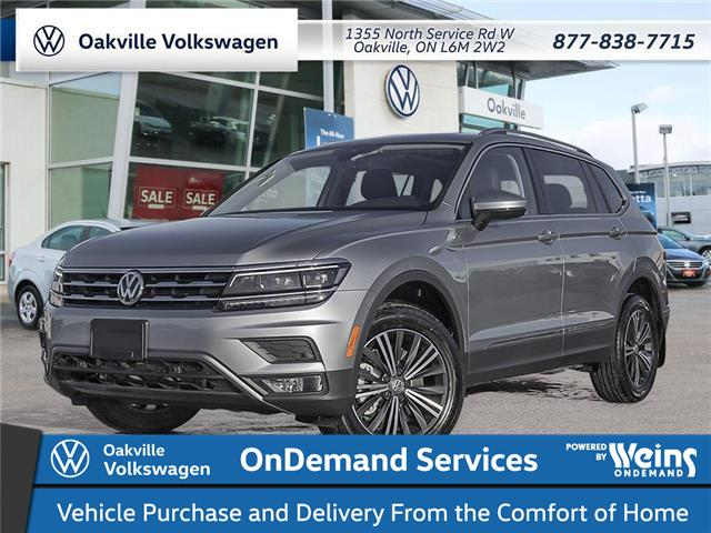 2021 Volkswagen Tiguan Highline (Stk: 22324) in Oakville - Image 1 of 23