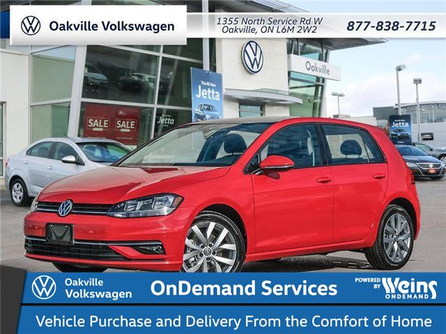 2021 Volkswagen Golf Highline (Stk: 22335) in Oakville - Image 1 of 23