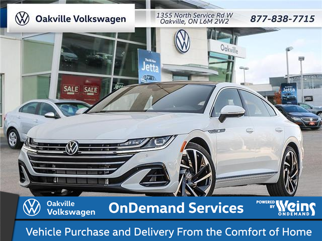 2021 Volkswagen Arteon Execline (Stk: 22344) in Oakville - Image 1 of 27