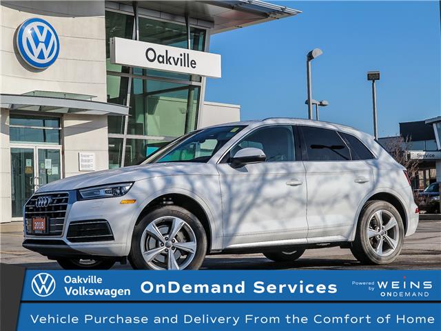 2018 Audi Q5 2.0T Progressiv (Stk: 10311V) in Oakville - Image 1 of 23