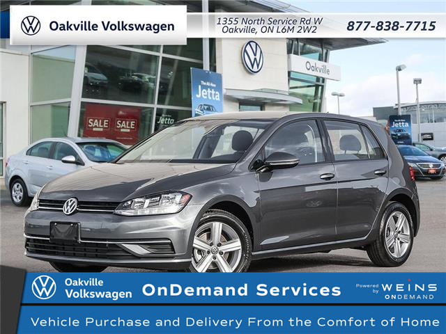 2021 Volkswagen Golf Comfortline (Stk: 22136) in Oakville - Image 1 of 23