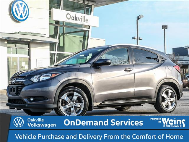 2016 Honda HR-V EX-L (Stk: 10372V) in Oakville - Image 1 of 23