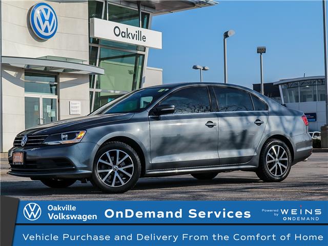 2015 Volkswagen Jetta 1.8 TSI Comfortline (Stk: 10358V) in Oakville - Image 1 of 22