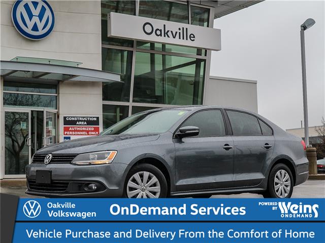 2014 Volkswagen Jetta 2.0 TDI Trendline+ (Stk: 10371V) in Oakville - Image 1 of 21
