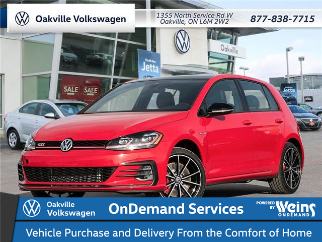 2021 Volkswagen Golf GTI Autobahn (Stk: 22377) in Oakville - Image 1 of 22