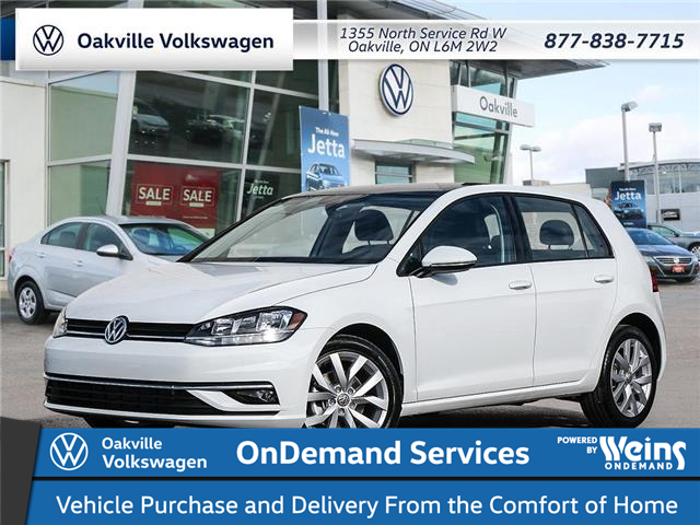 2021 Volkswagen Golf Highline (Stk: 22383) in Oakville - Image 1 of 23
