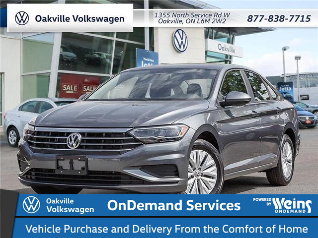 2021 Volkswagen Jetta Comfortline (Stk: 22390) in Oakville - Image 1 of 23