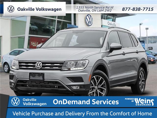 2021 Volkswagen Tiguan Comfortline (Stk: 22394) in Oakville - Image 1 of 23
