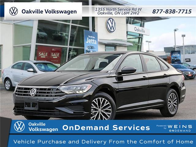 2021 Volkswagen Jetta Comfortline (Stk: 22411) in Oakville - Image 1 of 23