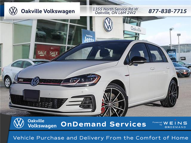2021 Volkswagen Golf GTI Autobahn (Stk: 22436) in Oakville - Image 1 of 23