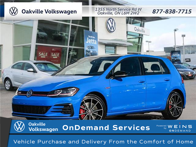 2021 Volkswagen Golf GTI Autobahn (Stk: 22438) in Oakville - Image 1 of 22