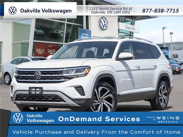 2021 Volkswagen Atlas 3.6 FSI Execline (Stk: 22449) in Oakville - Image 1 of 23