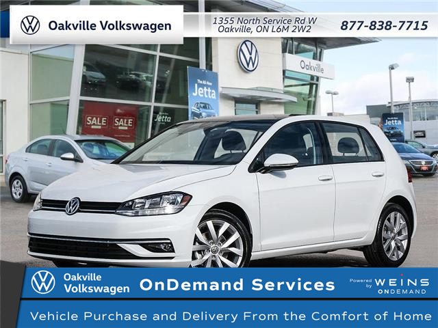 2021 Volkswagen Golf Highline (Stk: 22453) in Oakville - Image 1 of 23
