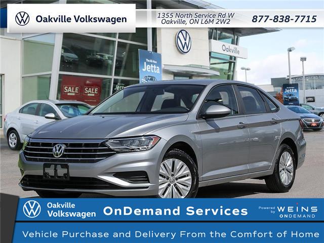 2021 Volkswagen Jetta Comfortline (Stk: 22419) in Oakville - Image 1 of 23