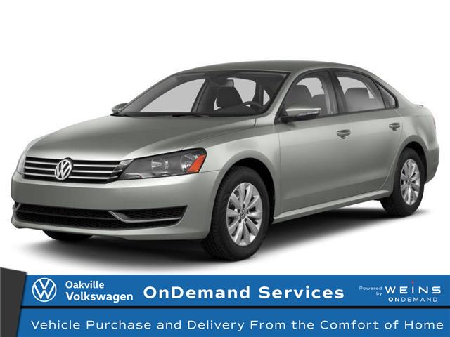 2013 Volkswagen Passat 2.5L Trendline (Stk: 10431V) in Oakville - Image 1 of 9