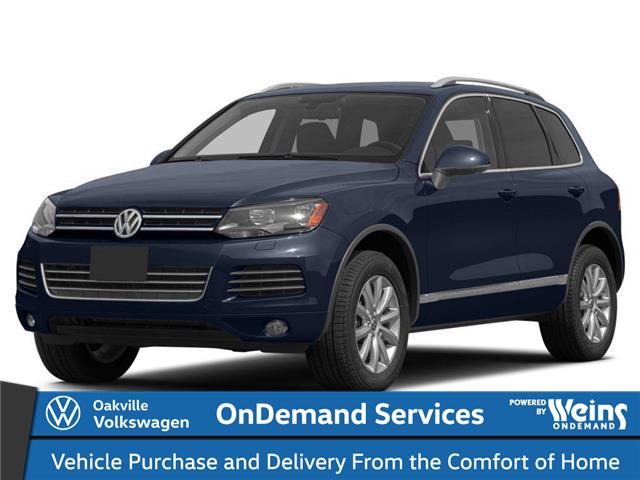 2014 Volkswagen Touareg 3.0 TDI Comfortline (Stk: 10394V) in Oakville - Image 1 of 10
