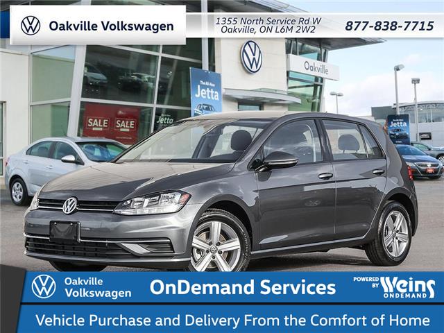 2021 Volkswagen Golf Comfortline (Stk: 22497) in Oakville - Image 1 of 23