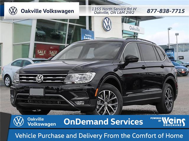 2021 Volkswagen Tiguan Comfortline (Stk: 22541) in Oakville - Image 1 of 23