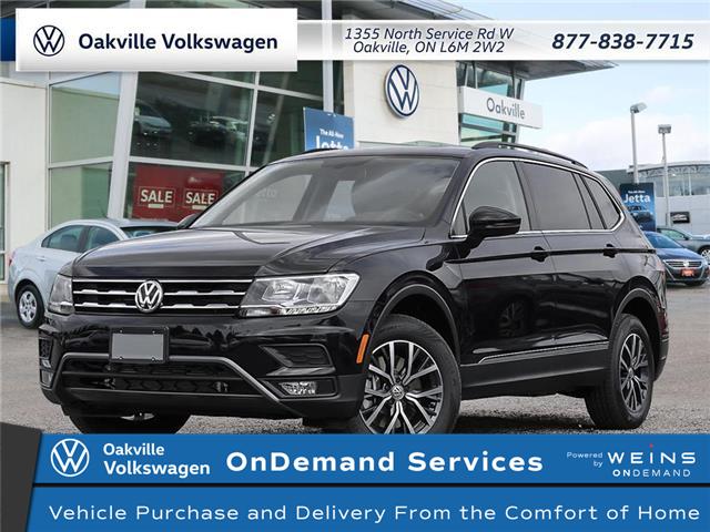 2021 Volkswagen Tiguan Comfortline (Stk: 22539) in Oakville - Image 1 of 23