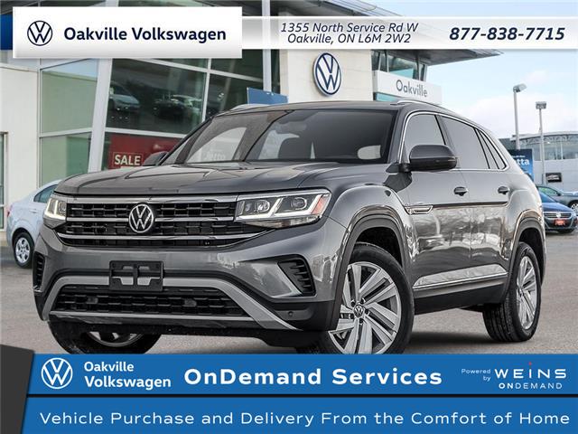 2021 Volkswagen Atlas Cross Sport 3.6 FSI Highline (Stk: 22609) in Oakville - Image 1 of 23