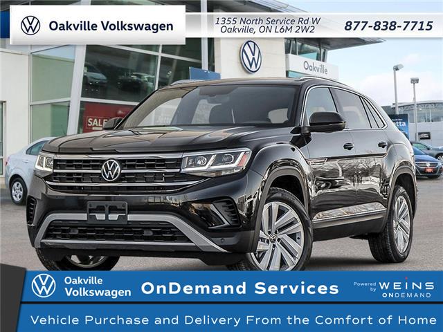 2021 Volkswagen Atlas Cross Sport 3.6 FSI Highline (Stk: 22625) in Oakville - Image 1 of 23