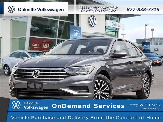2021 Volkswagen Jetta Highline (Stk: 22627) in Oakville - Image 1 of 23