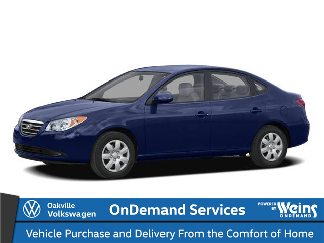 2008 Hyundai Elantra GL (Stk: 10666V) in Oakville - Image 1 of 2