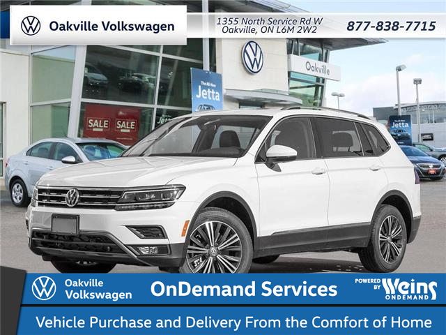 2021 Volkswagen Tiguan Highline (Stk: 22634) in Oakville - Image 1 of 23
