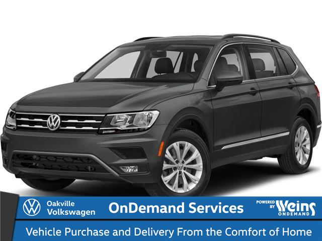 2018 Volkswagen Tiguan Comfortline (Stk: 10700V) in Oakville - Image 1 of 1