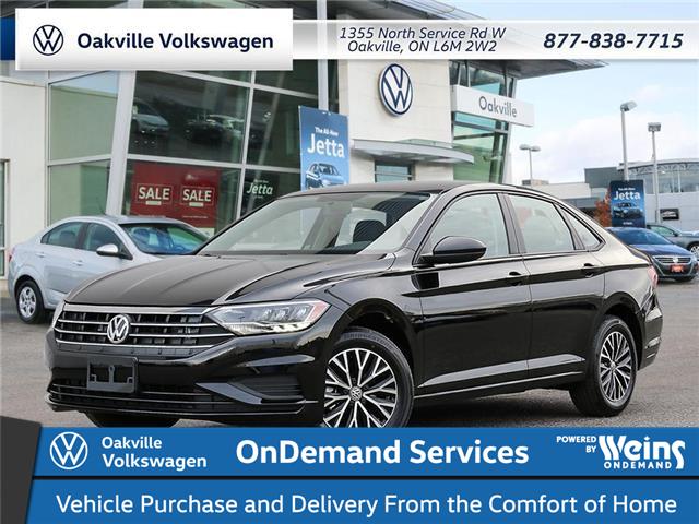 2021 Volkswagen Jetta Comfortline (Stk: 22284) in Oakville - Image 1 of 23