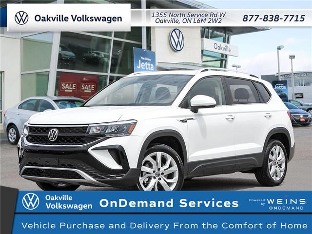 2022 Volkswagen Taos Comfortline (Stk: 22654) in Oakville - Image 1 of 23