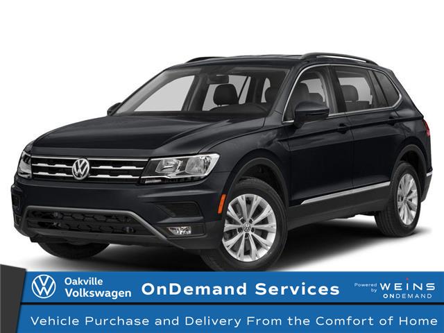 2021 Volkswagen Tiguan Comfortline (Stk: 10661V) in Oakville - Image 1 of 9
