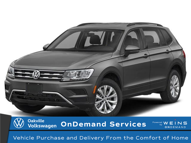 2020 Volkswagen Tiguan Trendline (Stk: 10696V) in Oakville - Image 1 of 9