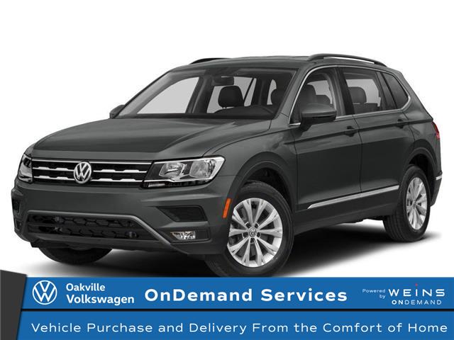 2018 Volkswagen Tiguan Trendline (Stk: 10730V) in Oakville - Image 1 of 9