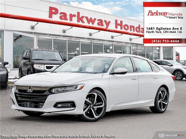 2020 Honda Accord Sport 1.5T (Stk: 28015) in North York - Image 1 of 22