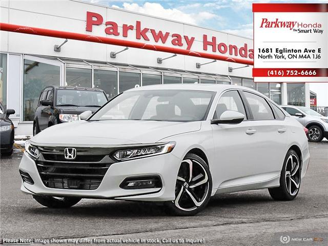 2020 Honda Accord Sport 2.0T (Stk: 28047) in North York - Image 1 of 23