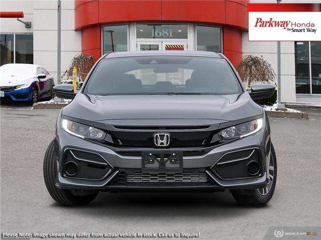 2020 Honda Civic LX (Stk: 26000) in North York - Image 1 of 22