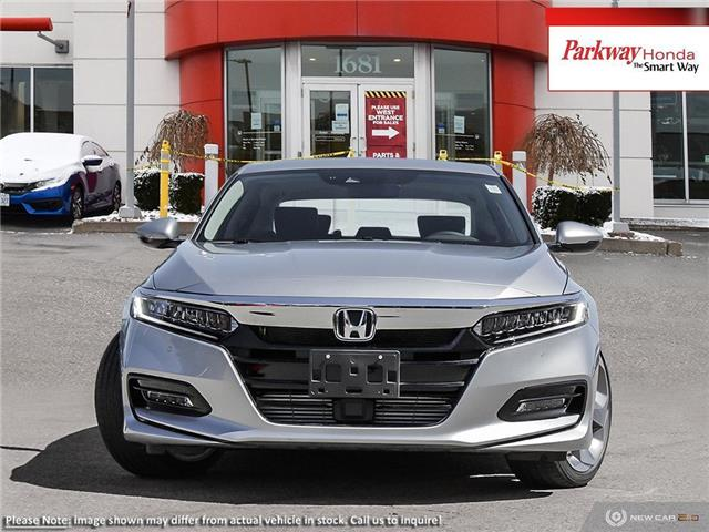 2020 Honda Accord Touring 1.5T (Stk: 28021) in North York - Image 1 of 22
