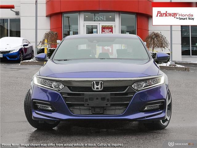 2020 Honda Accord Sport 1.5T (Stk: 28030) in North York - Image 1 of 22